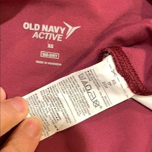 Old Navy Shorts - Old Navy compression short Active GO DRY pockets